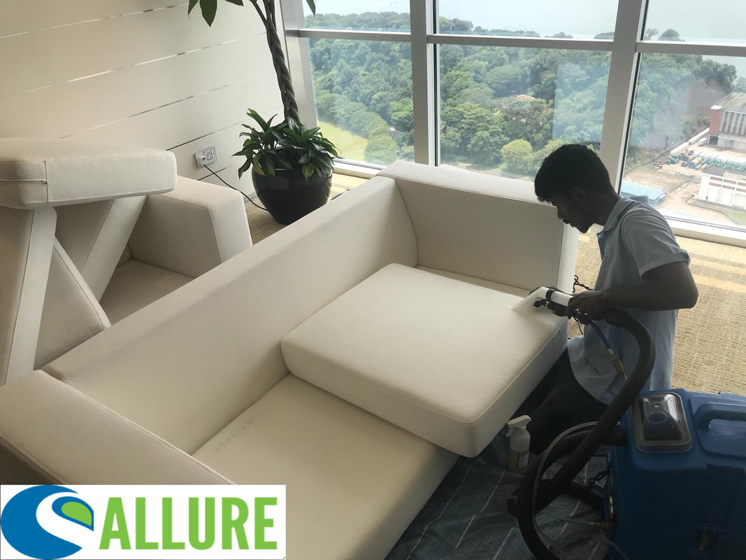 Do Not Wait Until There Are Stains All Over The Upholstery Set Before Engaging A Professional Sofa Cleaning Services